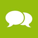 klimtoren-icon-tekstballon